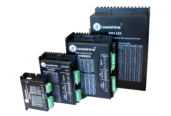 Leadshine DSP Stepper Drives